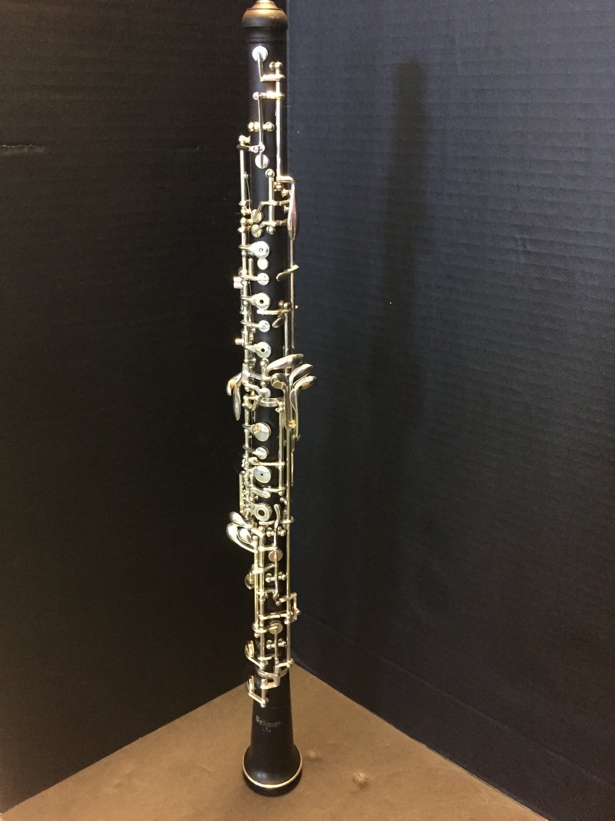 Selmer 121 Grenadilla Wood Oboe