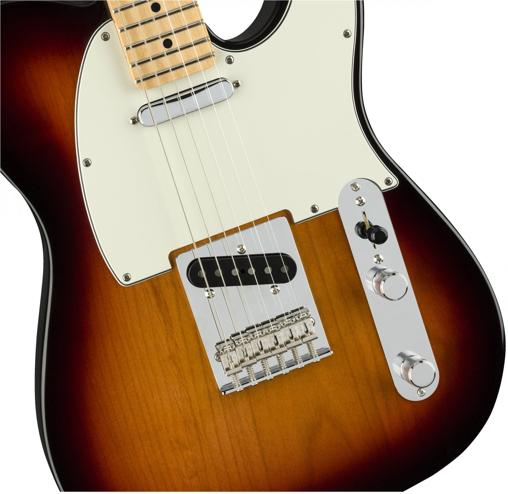 Fender Player Series Telecaster - 3 Color Sunburst w/ Maple Fingerboard