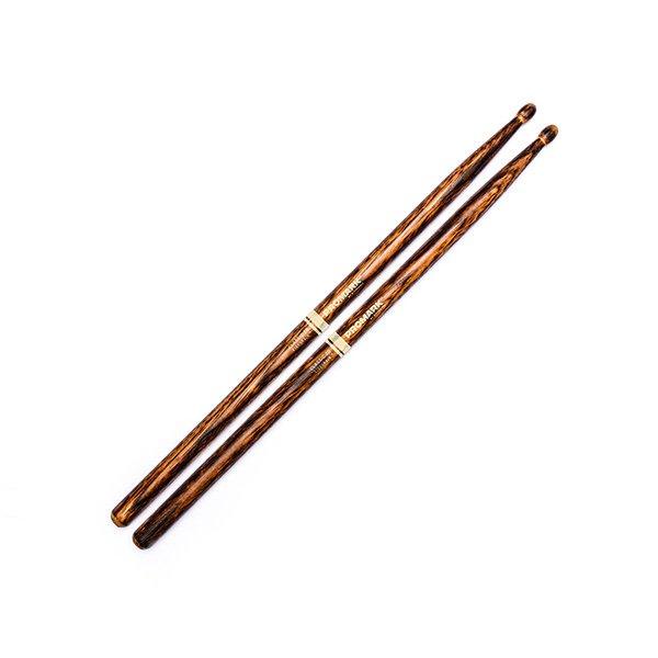 Promark TX2BW-FG    Classic 2B Firegrain Drumsticks