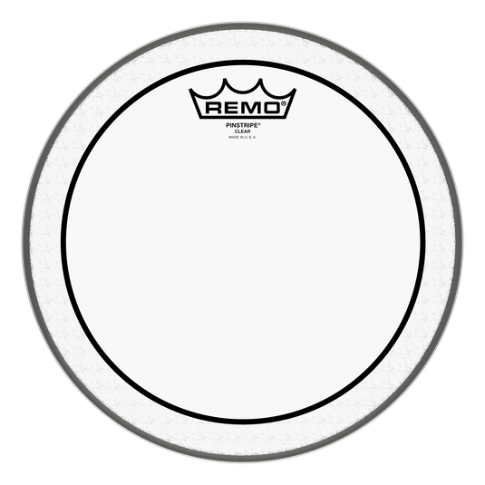 Remo 10 Pinstripe Clear [PS-0310-00]