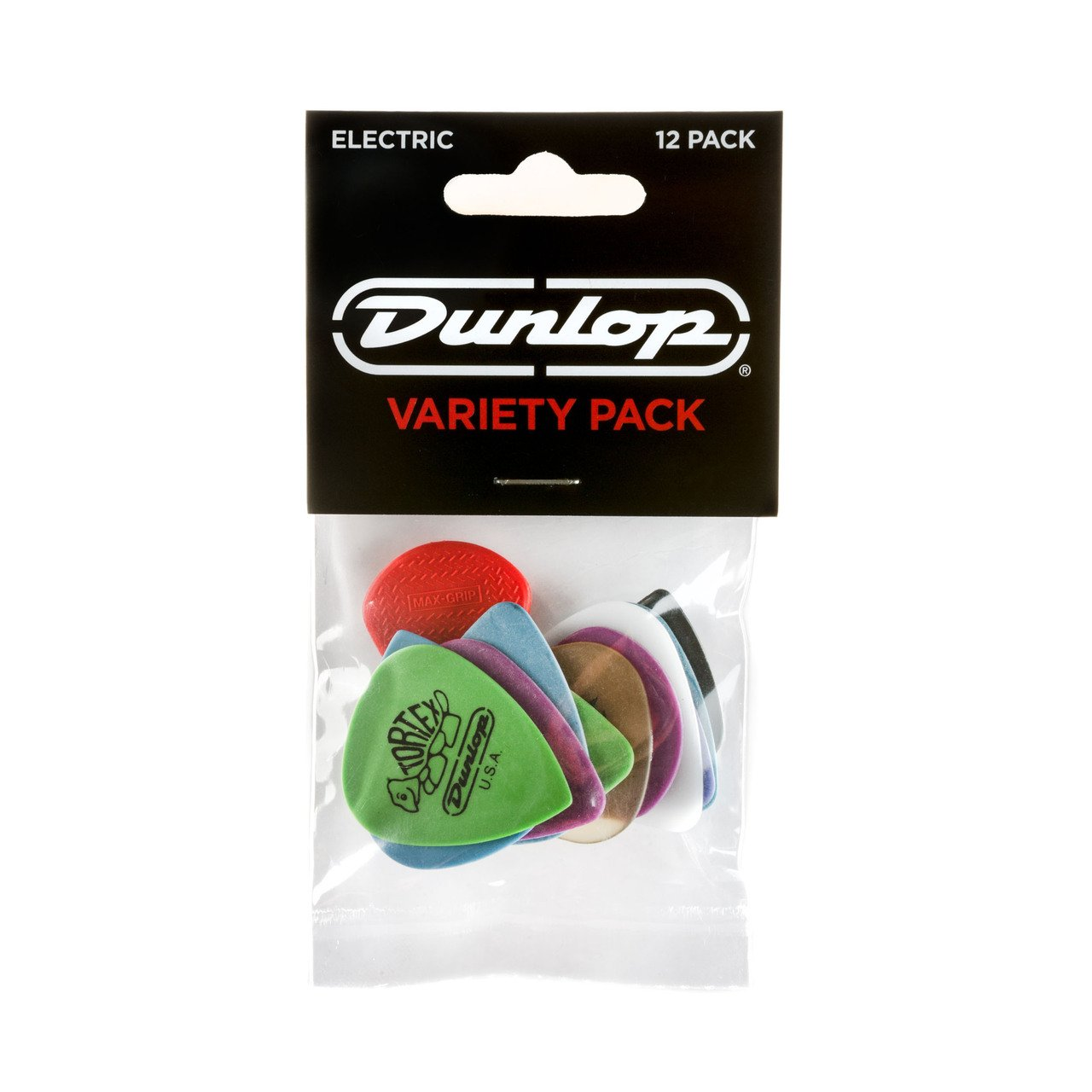 Dunlop Guitar Pick Variety Pack - Electric