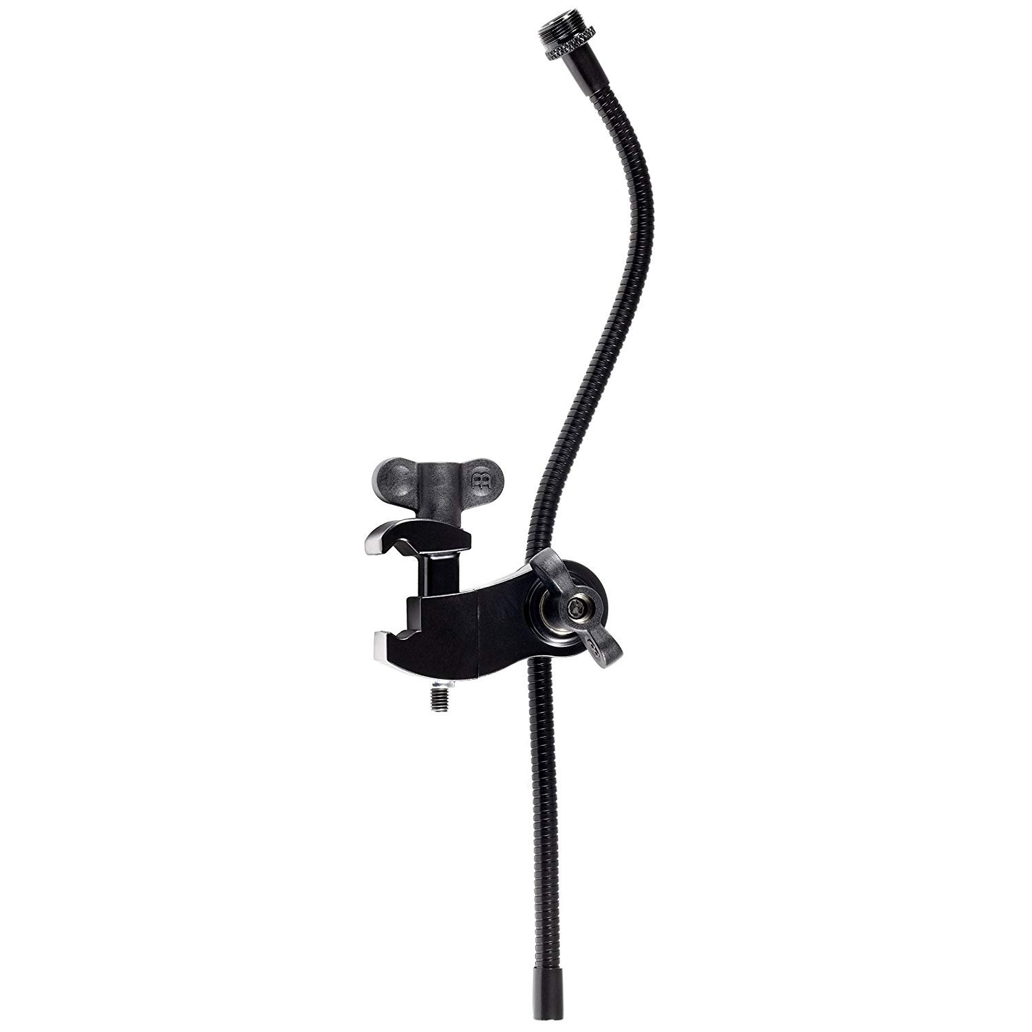 Meinl RIMCLAMP-M Gooseneck Microphone Attachment with Rim Clamp