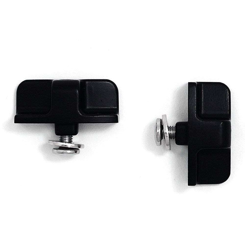 Gibraltar SC-TS Pedal Board Toe Stop 2-Pack