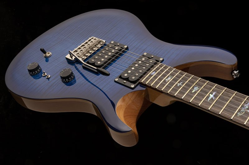 PRS 35th Anniversary SE 24        Faded Blue Burst