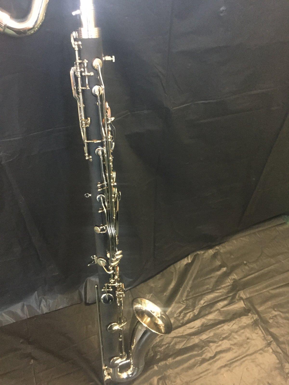 Selmer 1430P Bb Bass Clarinet