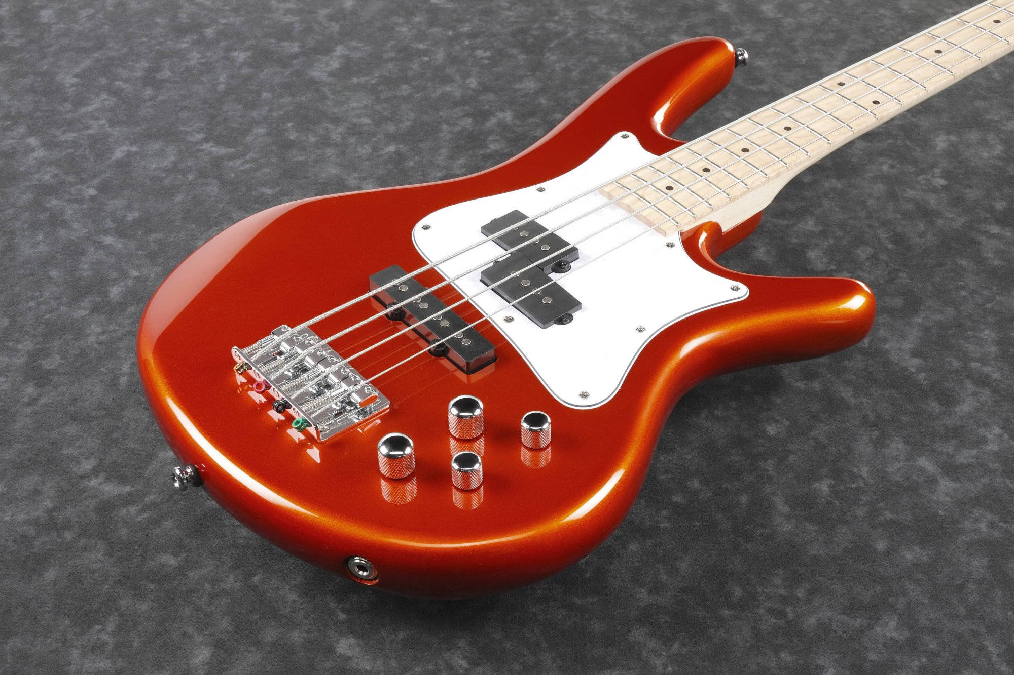 Ibanez SRMD200-ROM  SR Mezzo Bass   Roadster Orange Metallic