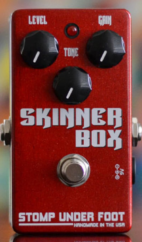 Stomp Under Foot    Skinner Box