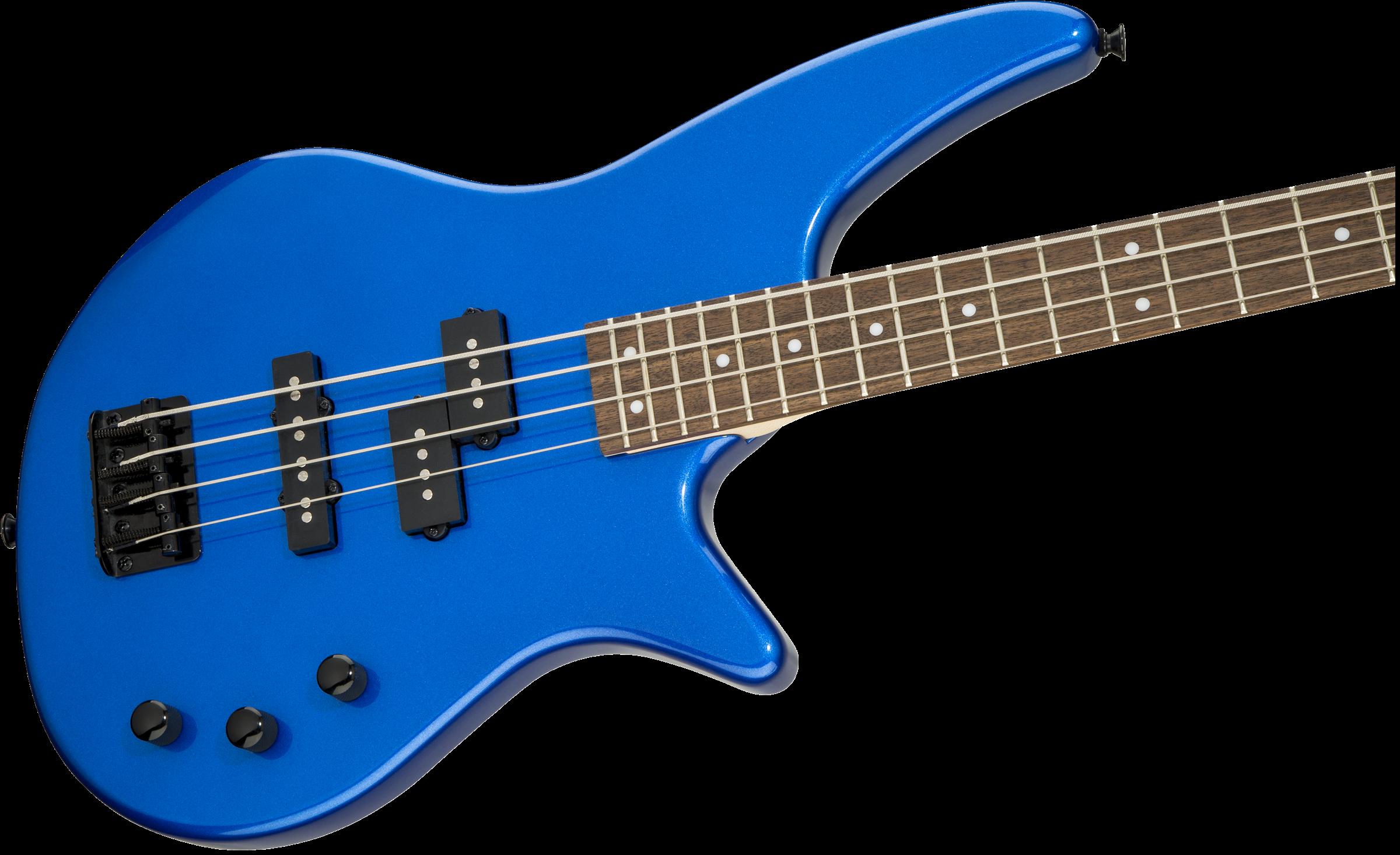 Jackson JS2 Spectra Bass - Metallic Blue