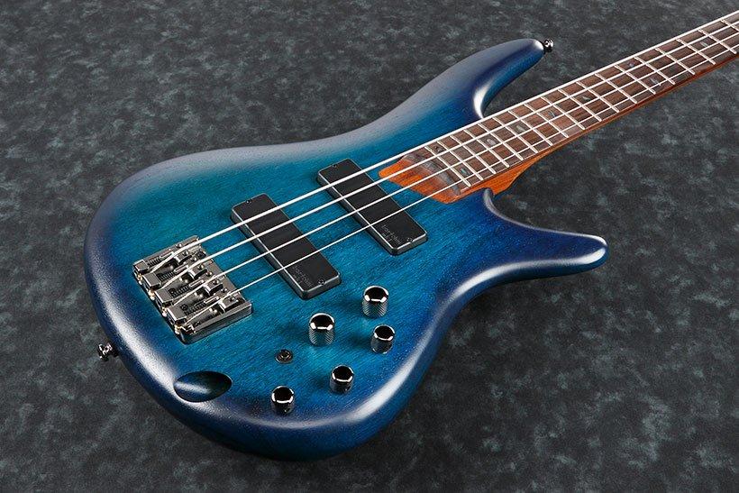 Ibanez SR500-SBF Sapphire Blue Flat