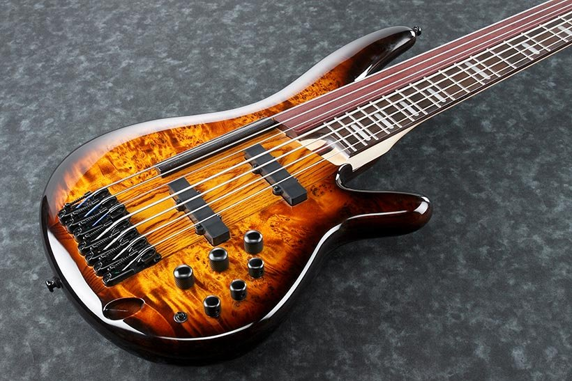 Ibanez SRAS7 7 String Bass