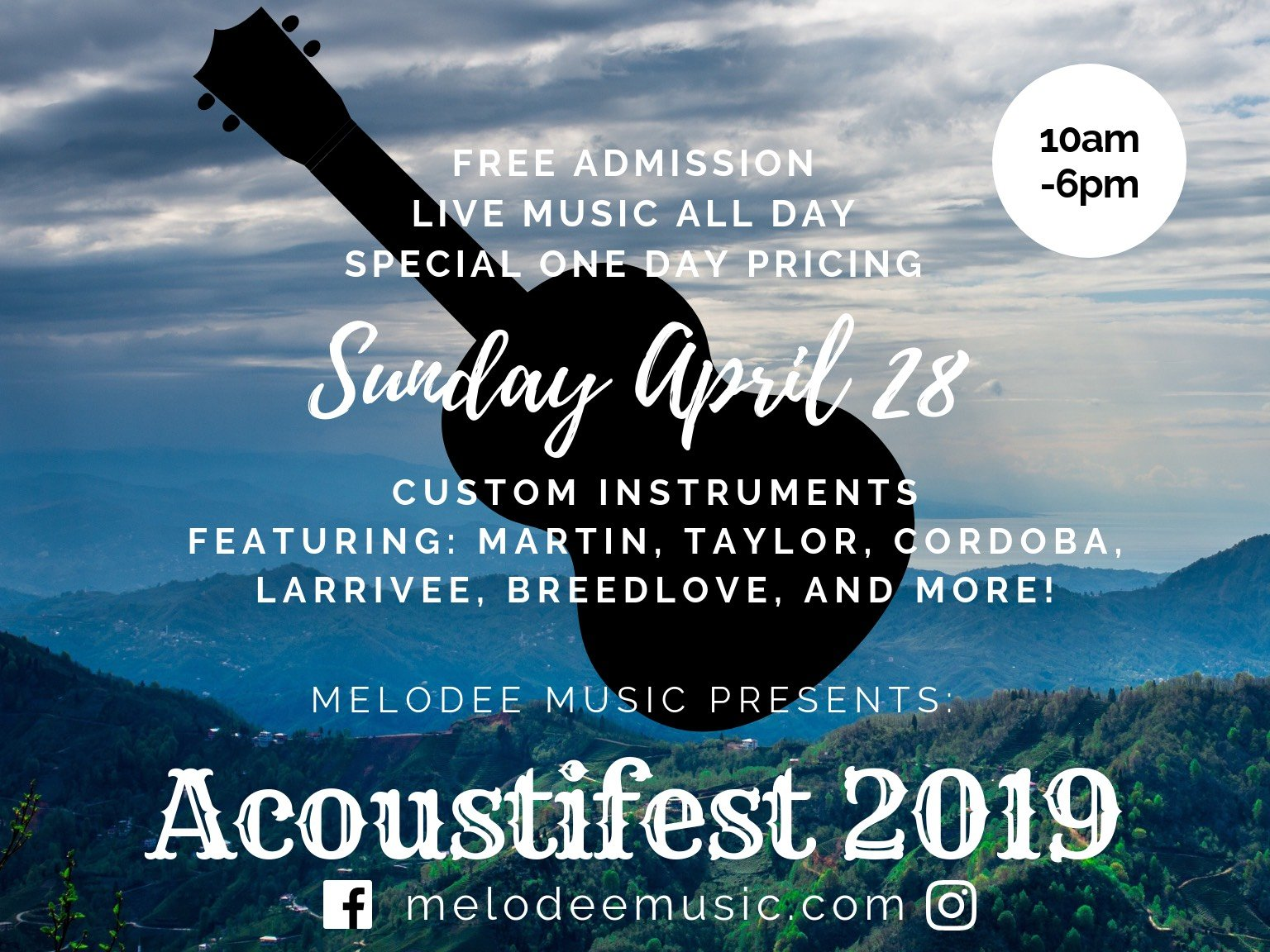 Acoustifest 2019