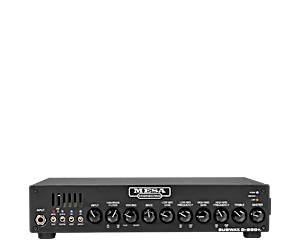 Mesa Boogie Subway D-800+ Head