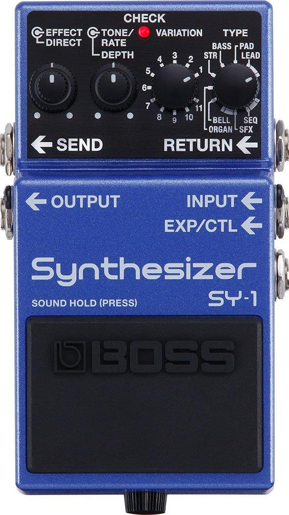 Boss SY-1 Synthersizer