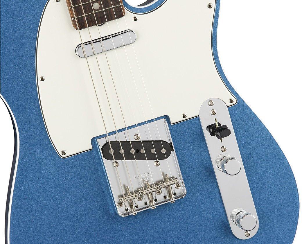Fender American Original '60's Telecaster - Lake Placid Blue w/ Rosewood Fingerboard