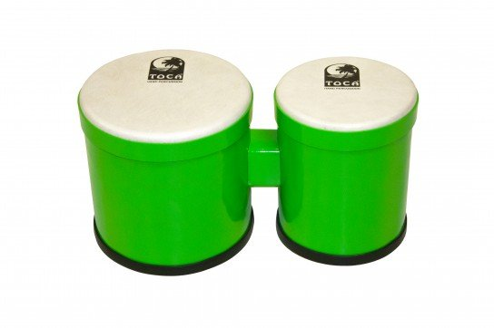 Toca TF2B-G Freestyle II Bongos     Green