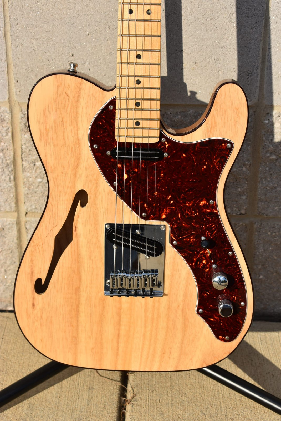 Used Fender American Deluxe Tele Thinline