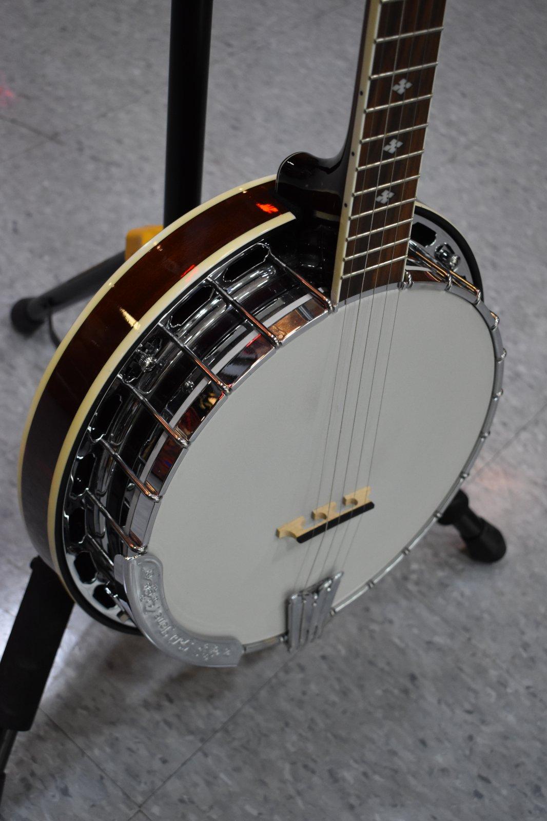 Used Gold Tone BG-250F Banjo