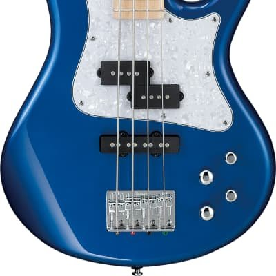 Ibanez SRMD200SBM SR Mezzo Bass  Sapphire Blue Metallic