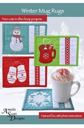 Winter Mug Mat