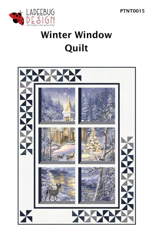 Winter Window Quilt Kit