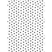 5x7 Polka Dot Background Embossing Folder