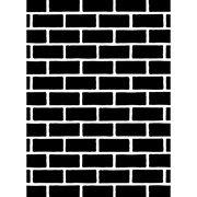 Brick Background Embossing Folder 4.25 x 5.75