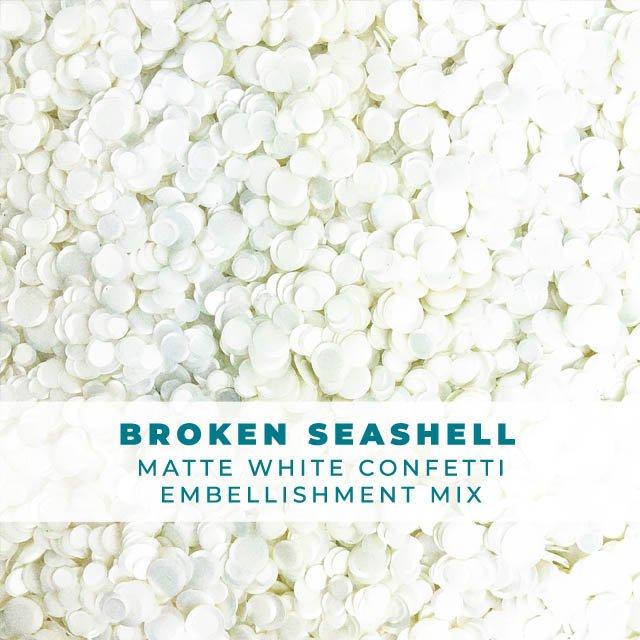 Broken Seashell Confetti Mix