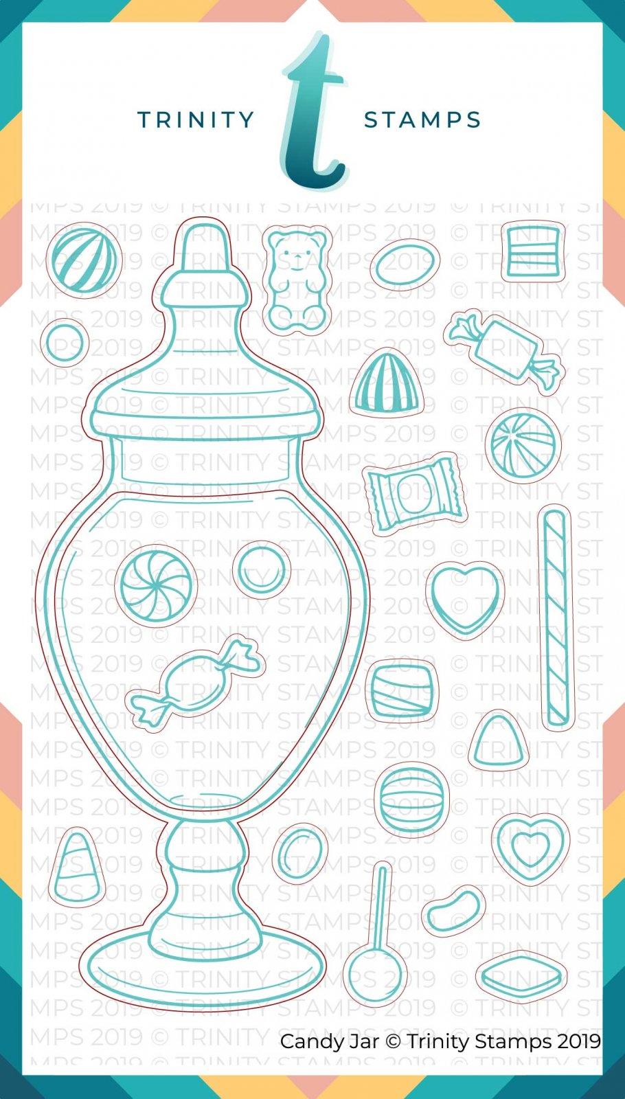 Candy Jar Die Set