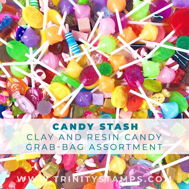 Candy Stash: Faux mix candy grab bag