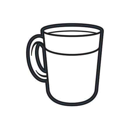 Coffee /Cocoa Mug Die