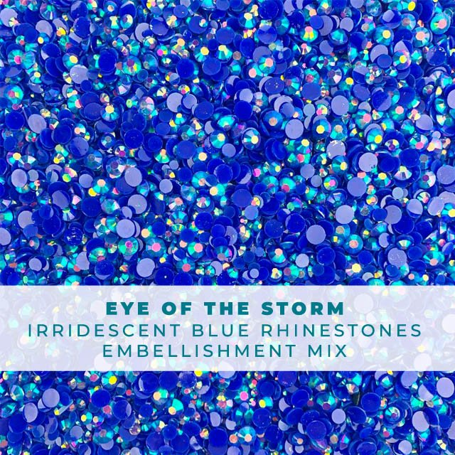 Eye of the Storm - Rhinestone Embellishment Mix