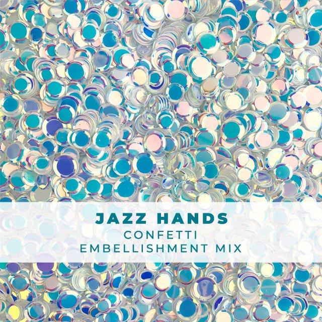 Jazz Hands Confetti Mix