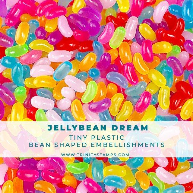 Jelly Bean Dream Embellishment Mix