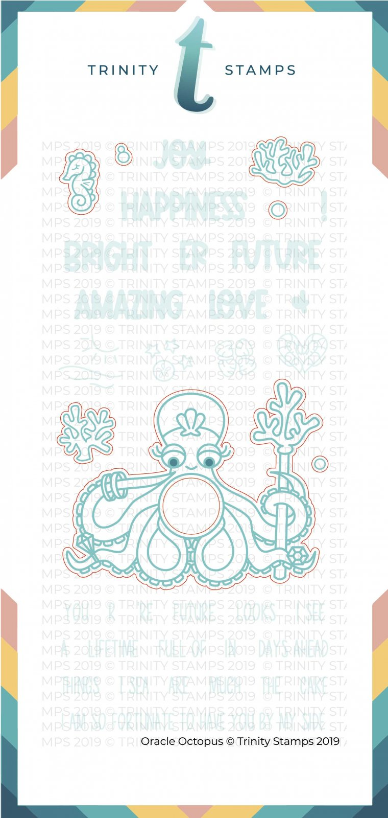Oracle Octopus Die Set