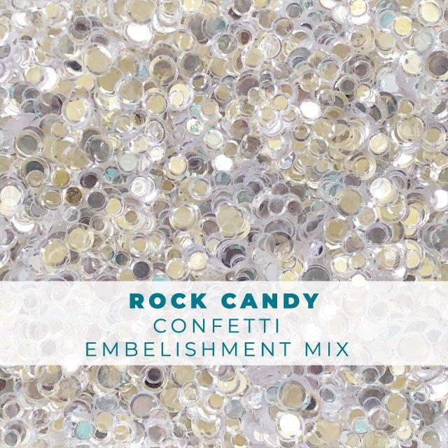 Rock Candy Confetti Mix