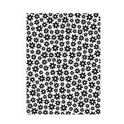 Small Florals Background Embossing Folder