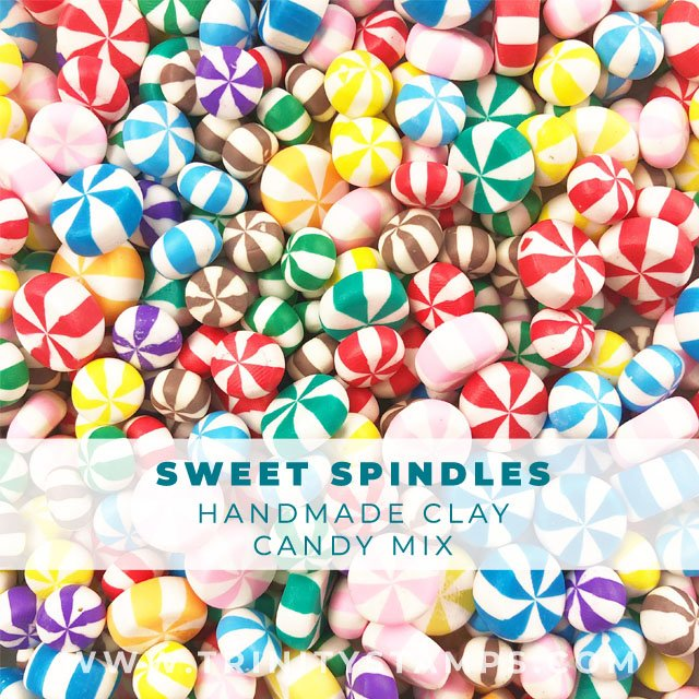 Sweet Spindles: Handmade clay candies