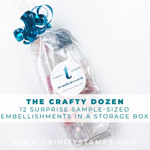 The Crafty Dozen: Surprise Embellishment Sampler