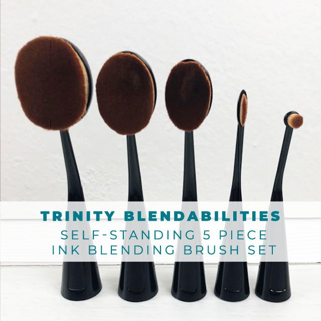 Trinity Blendability Brush Set