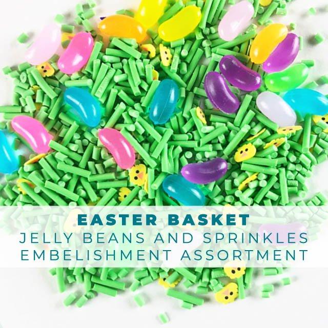 Easter Basket Embellishment Assortment