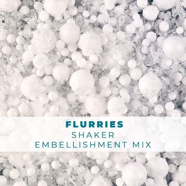 Flurries Seasonal Shaker Mix