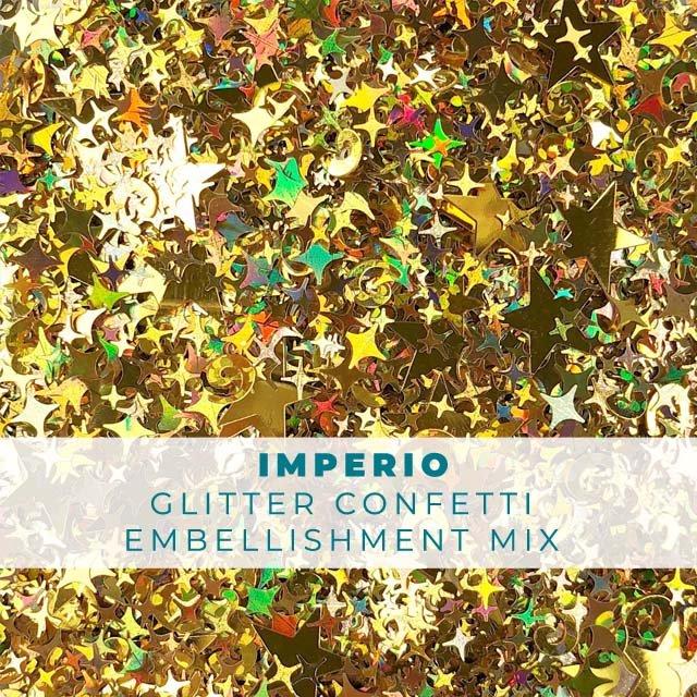 *Magical* Imperio Glitter Confetti Mix