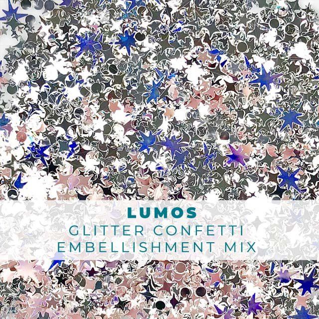 *Magical* Lumos Glitter Confetti Mix