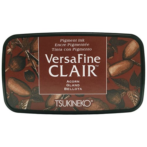 VersaFine Clair Full-size Inkpad: Acorn