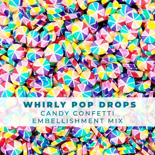 Trinity Stamps Whirly Pop Drops