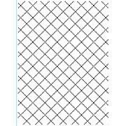 Dotted Diamond Background Embossing Folder