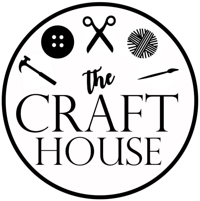 Craft House Sticker