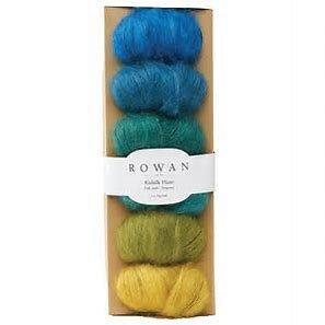 NEW! Rowan Kidsilk Haze Fade Pack