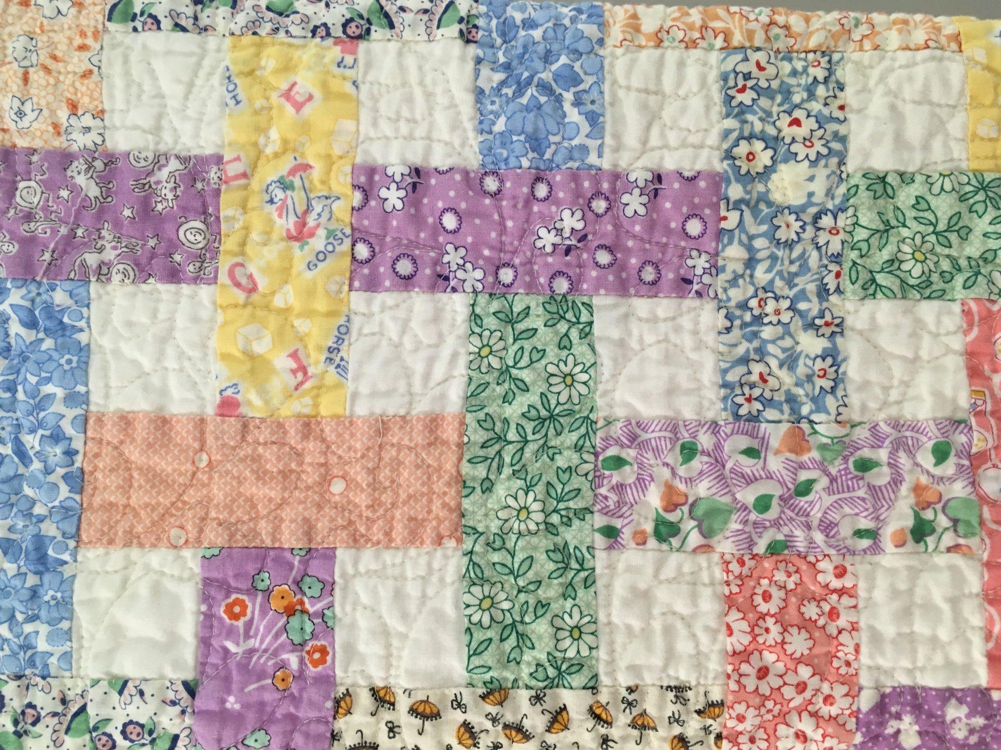 Magnolia Quilt Co. - Basket Weave Pattern