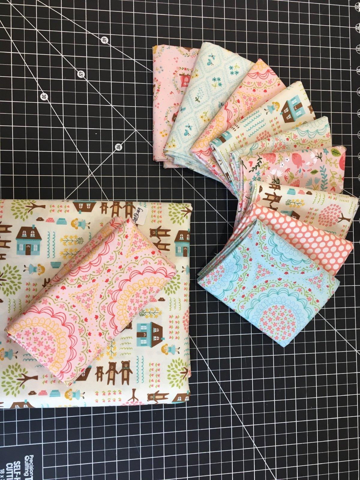 Kit - Simple Toddler - Pink/Blue/Off White - 428365